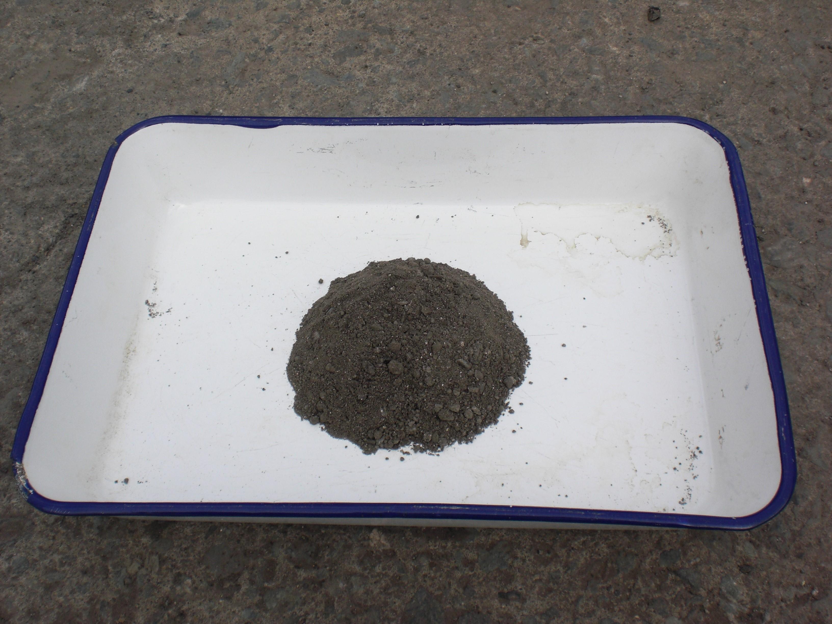 再⽣砂製造1